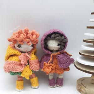 Amigurumi Molly Doll-Free Pattern   Crochet dolls free patterns ...   300x300